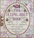 The Alphabet Book vol. 2 - (Cross Stitch)