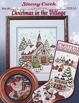 Christmas in the Village - (Cross Stitch)