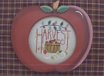 Apple Harvest - (Cross Stitch)