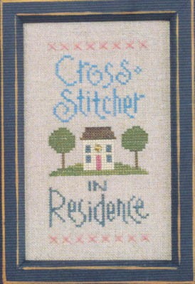 Cross Stitcher in Residence Snippet