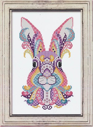 Colorful Bunnies - Jelly Bean
