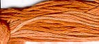 Copper Penny Classic Colorworks Cotton Floss 5yd skein CCT-158