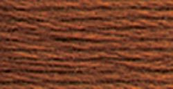 0975 Dark Golden Brown DMC Floss