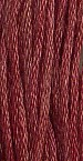Old Red Paint The Gentle Art Thread 10 Yard Skein #7005 Simply Shaker Sampler Threads