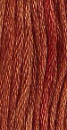 Gingersnap The Gentle Art Thread 10 Yard Skein #7034 Simply Shaker Sampler Threads