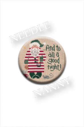 Goodnight Santa Needle Nanny by Lizzie Kate