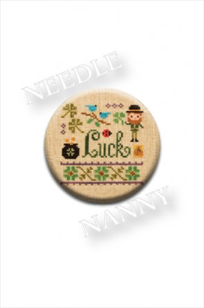 Luck Needle Nanny by Lizzie Kate