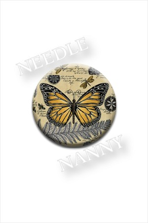 Monarch Needle Nanny by Deb Strain Needle Minder
