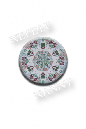 Fudgy Mint Mousse Needle Nanny by Glendon Place