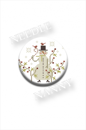Jolly Happy Soul Needle Nanny by With They Needle and Thread