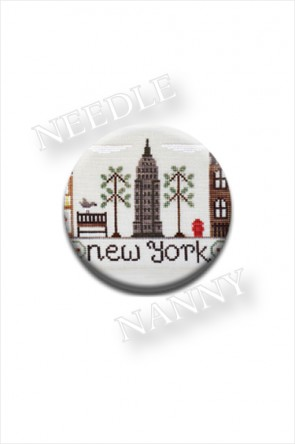 New York Needle Nanny by Country Cottage Needleworks