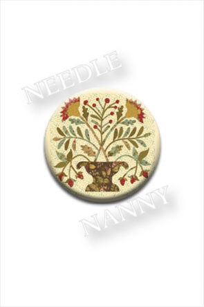 Sweet Cherry Wine Needle Nanny by Blackbird Designs