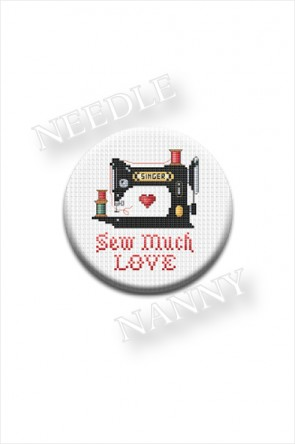 Sew Much Love Needle Nanny by Sue Hillis