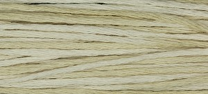 1101 Light Khaki Weeks Dye Works Floss