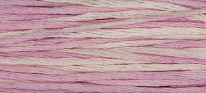 1138 Sophia's Pink Weeks Dye Works Floss