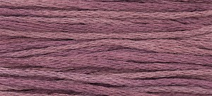 1323 Cranberry Ice Weeks Dye Works Floss