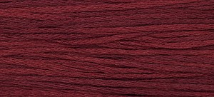 1334 Merlot Weeks Dye Works Floss