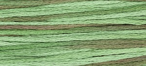 4135 Foliage Weeks Dye Works Floss Holiday  Collection