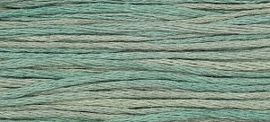 2116 Blue Fesco Weeks Dye Works Floss Classic Collection