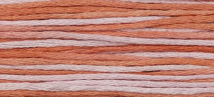 2247 Flamingo Weeks Dye Works Classic Floss Collection