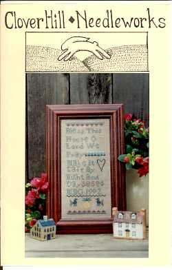 House Blessing - (Cross Stitch)