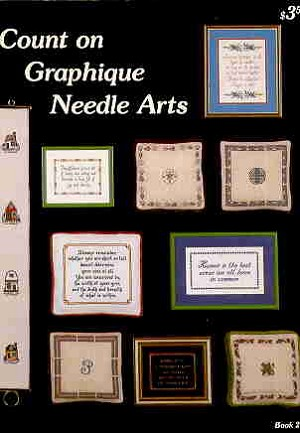Count on Graphique Needle Arts - (Cross Stitch)