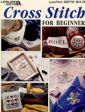 Cross Stitch for Beginners - (Cross Stitch)