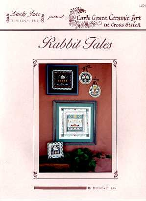 Rabbit Tales - (Cross Stitch)