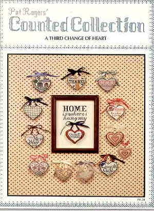 A Third Change of Heart - (Cross Stitch)