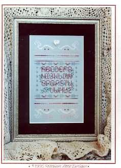 Alpha Sampler - (Cross Stitch)