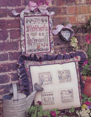 A Mother's Garden - (Cross Stitch)