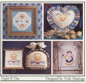Night & Day - (Cross Stitch)