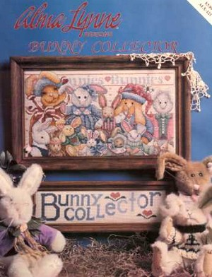 Bunny Collector - (Cross Stitch)