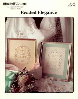 Beaded Elegance - (Cross Stitch)