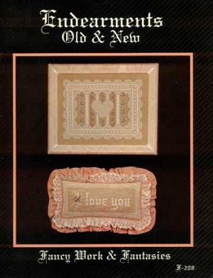 Endearments Old & New - (Cross Stitch)