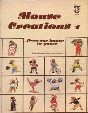 Mouse Creations 1 - (Cross Stitch)