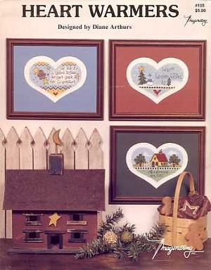 Heart Warmers - (Cross Stitch)