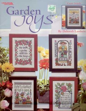 Garden Joys - (Cross Stitch)