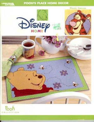 Disney Home - Pooh Collection - (Cross Stitch)