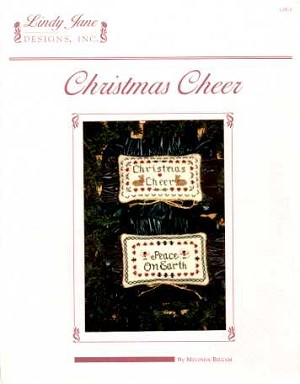 Christmas Cheer - (Cross Stitch)