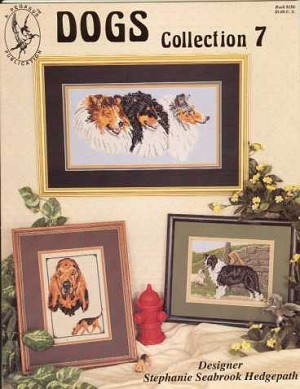 Dogs - Collection 7 - (Cross Stitch)