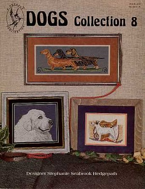 Dogs - Collection 8 - (Cross Stitch)