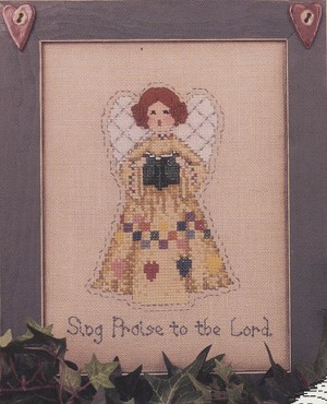 Sing Praise - (Cross Stitch)