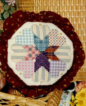Potpourri of Hearts - (Cross Stitch)