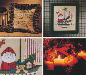 Christmas Is - (Cross Stitch)
