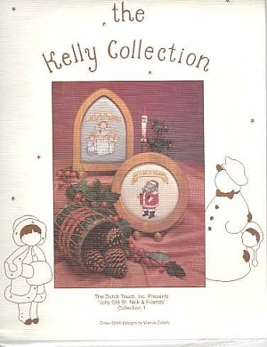 Jolly Old St. Nick & Friends collection 1