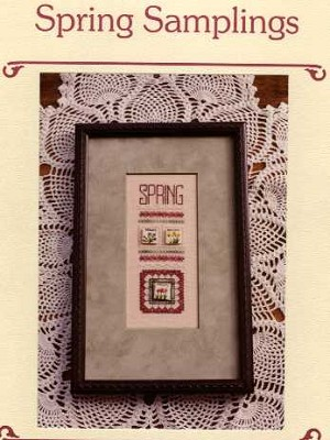 Spring Samplings - (Cross Stitch)