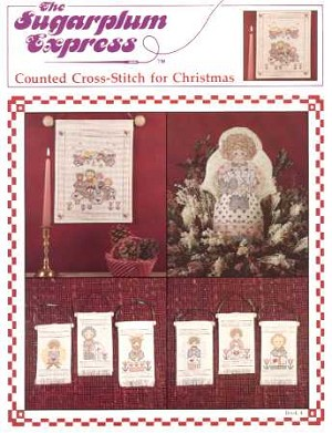 Counted Cross-Stitch for Christmas - (Cross Stitch)