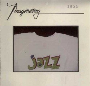 Jazz Sweatshirt - (Cross Stitch)