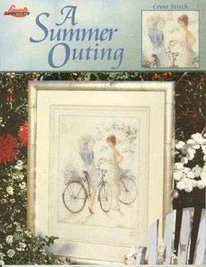 A Summer Outing - (Cross Stitch)